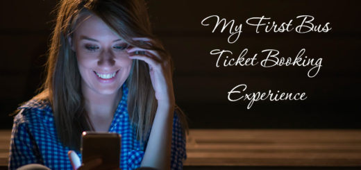 First Bus Ticket Booking Experience