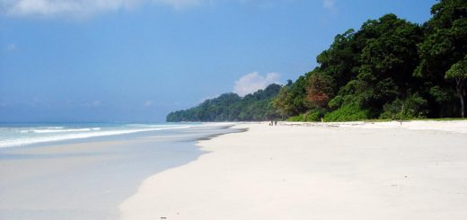 Radhanagar Beach Andaman Islands