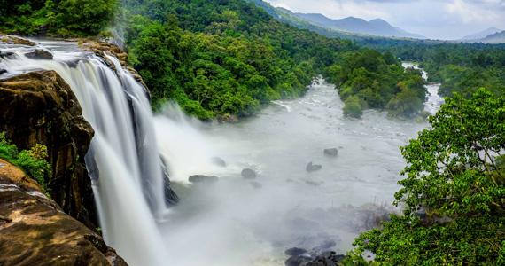 Athirapally Falls, Thrissur Kerala