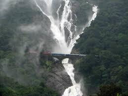 Dudhsagar Water Falls Goa