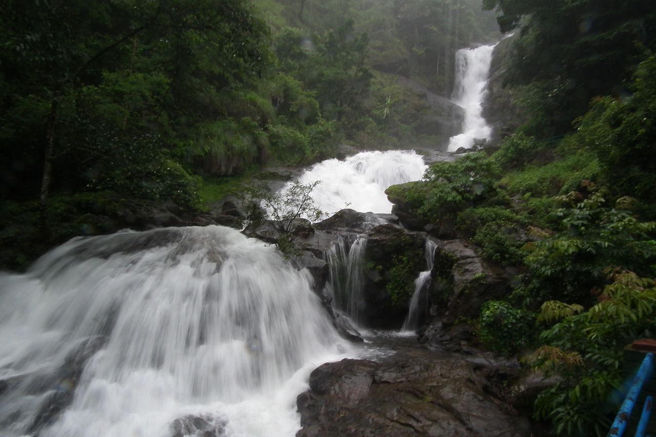 Iruppu Falls, Coorg