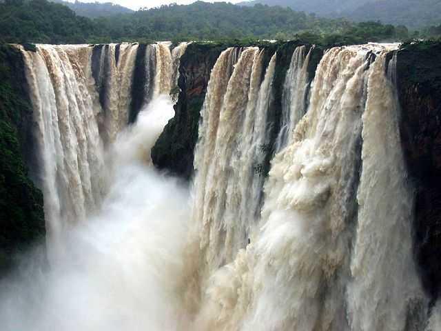 Jog Falls, Shimoga Karnataka