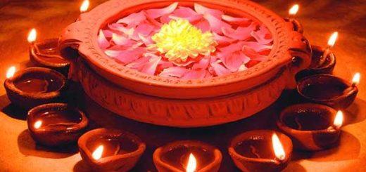 My Solo Diwali