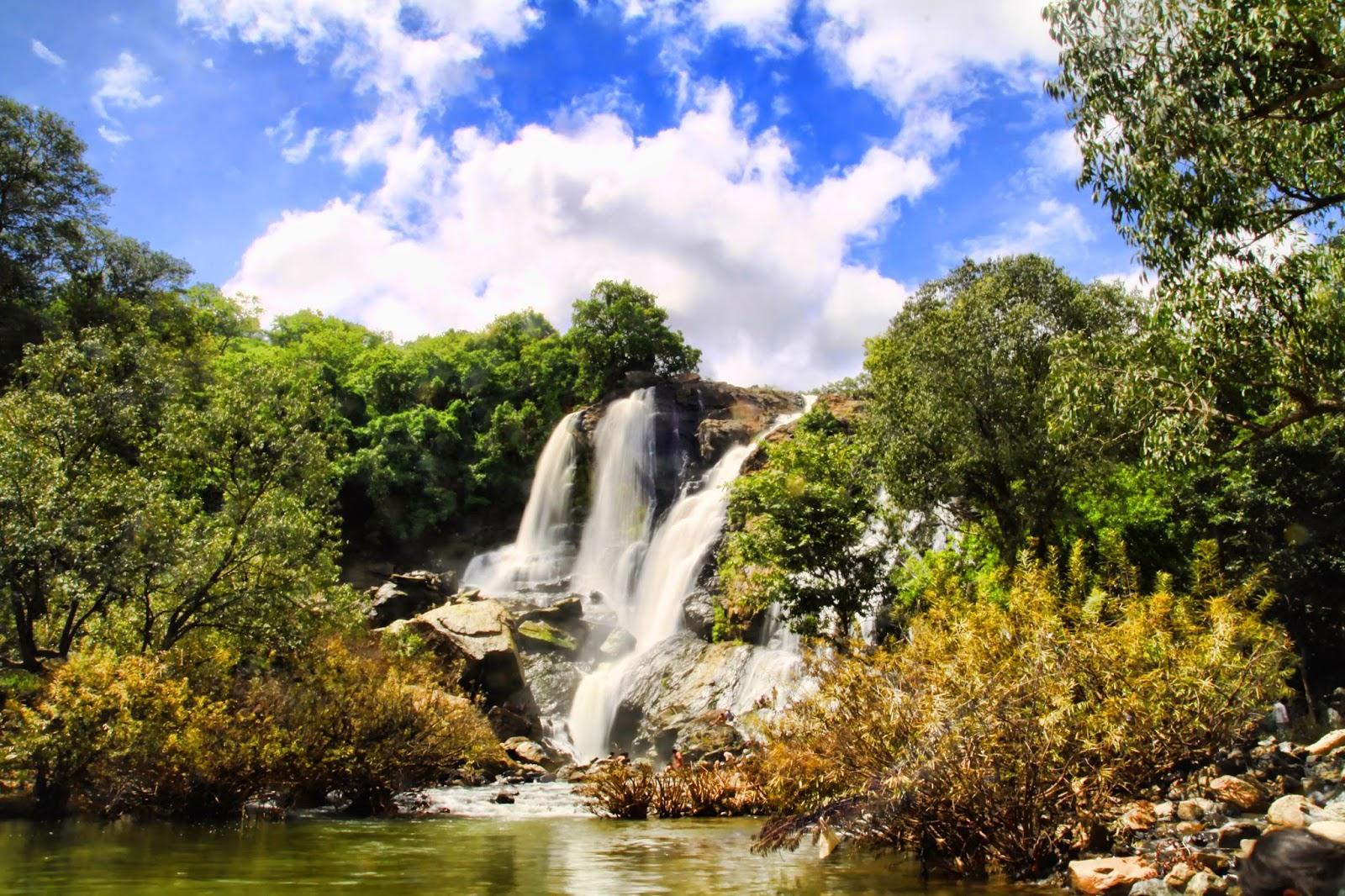 Shivanasamudra Falls, Karnataka