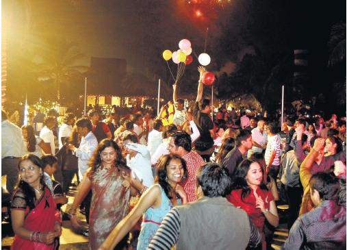 Best New Year Destination Puducherry