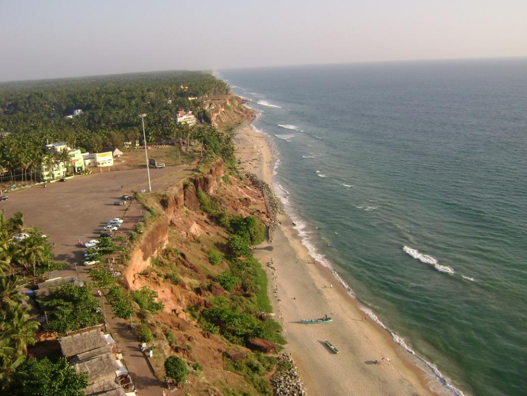 Best New Year Destination Varkala