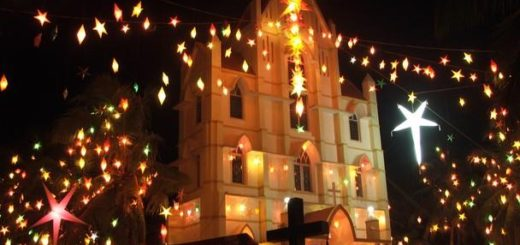 CHRISTMAS - CELEBRATIONS IN INDIA