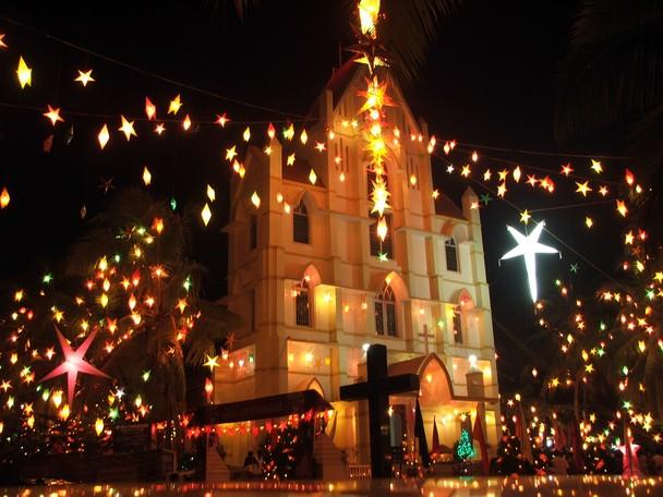 Christmas Festival In India.Christmas Celebrations In India Christmas Festival In
