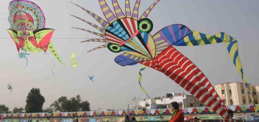 Uttarayan KITE Festival