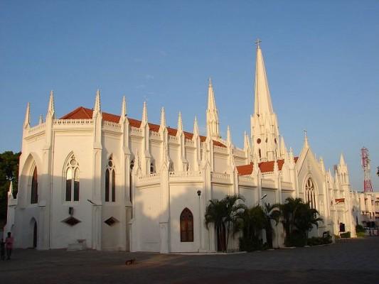 Best Tourist Places In Chennai Tamil Nadu