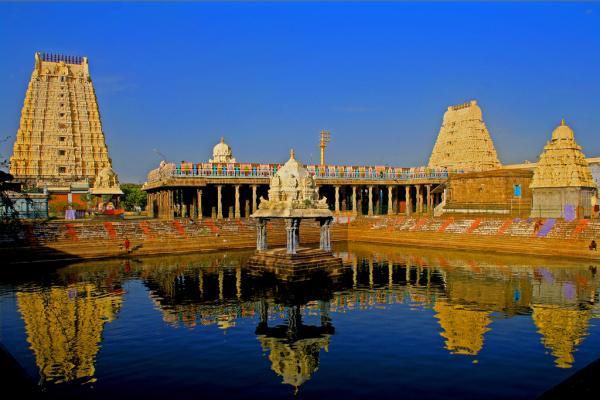 Kanchipuram From Chennai