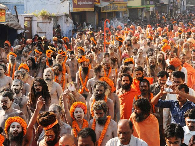 Mahashivratri Celebrations in Varanasi, Uttar Pradesh