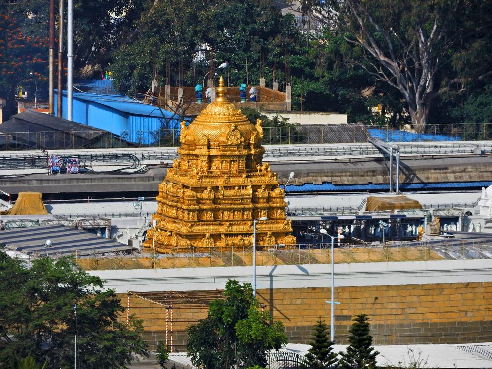 Tirupati From Chennai