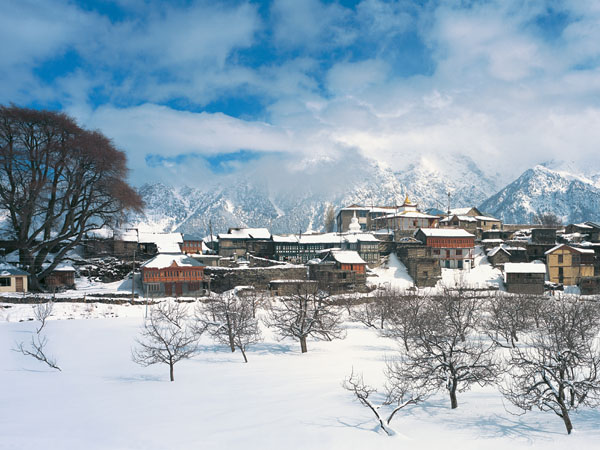 Winter Holiday Destination Himachal Pradesh