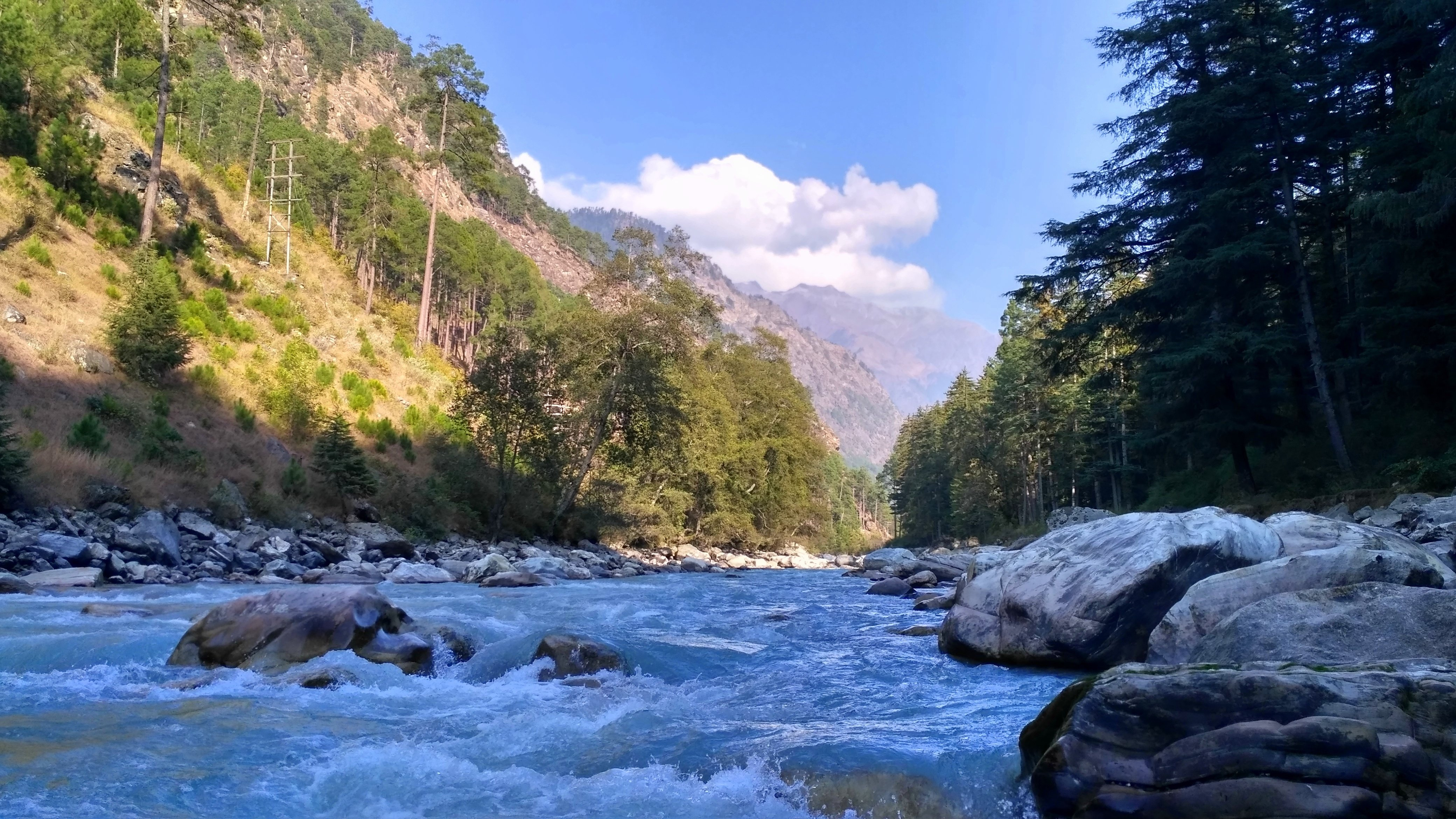 Relaxing Holiday Destination Kasol