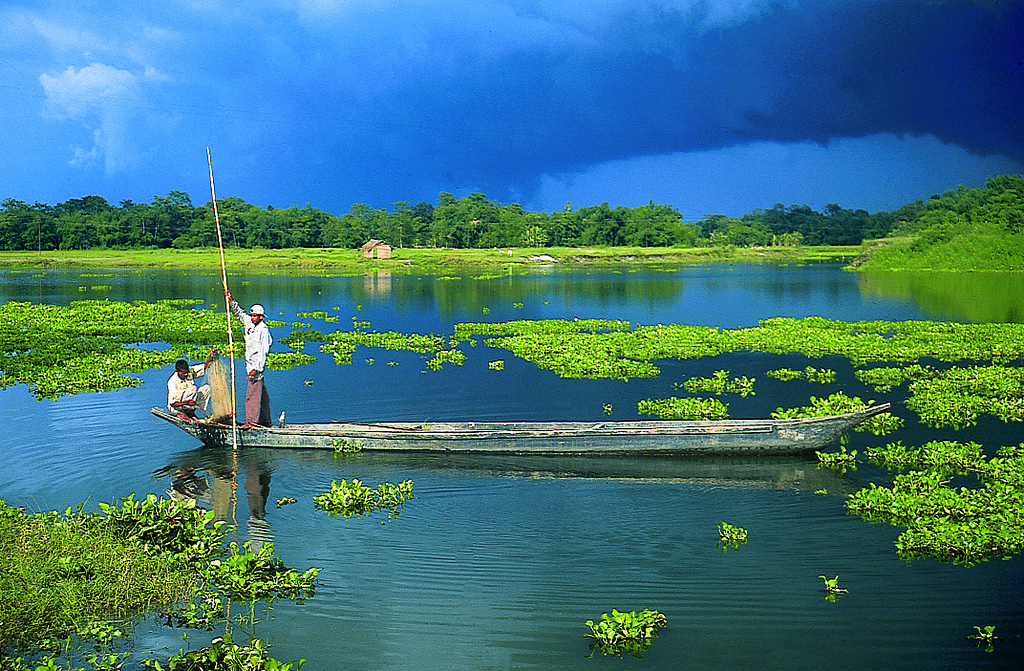 Relaxing Holiday Destination Majuli Island