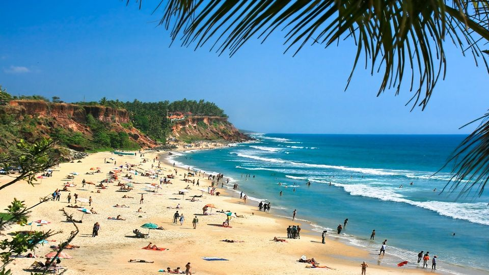 Relaxing Holiday Destination Varkala