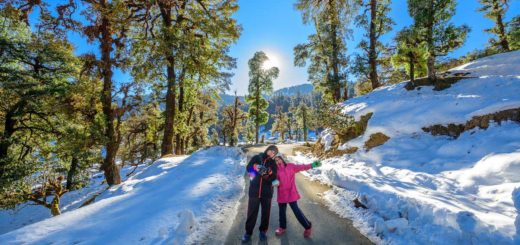 Winter Holiday Destination Uttarakhand