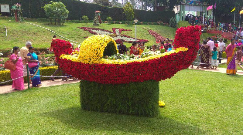 Ooty Flower Festival in 2018