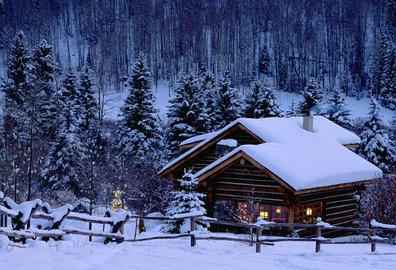 Winter Holiday Destination kashmir