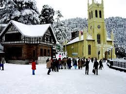 Beautiful Hill Stations Near Delhi - Shimla