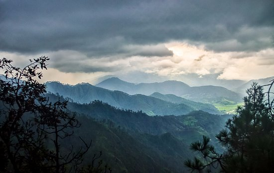 North India During Monsoons Kausani