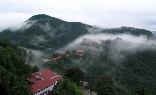 North India During Monsoons Mussoorie