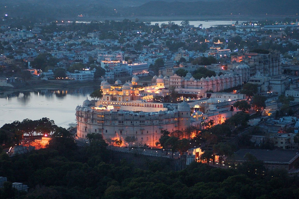 North India During Monsoons Udaipur