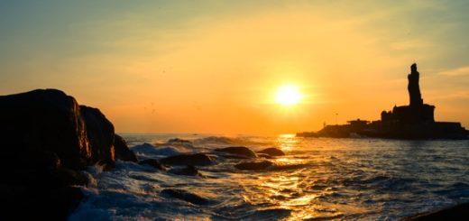 Most Spectacular Sunrise And Sunset Points In India Kanyakumari