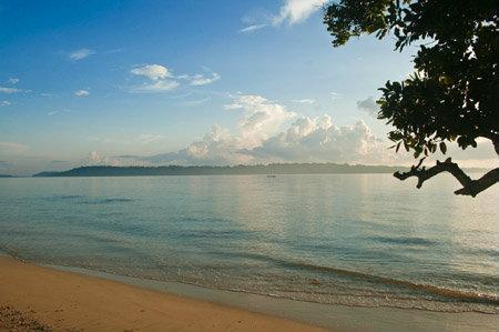 Vijaynagar Beach in Andaman And Nicobar Islands