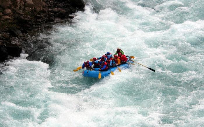 Water Sport Destination in Rishikesh Uttarakhand