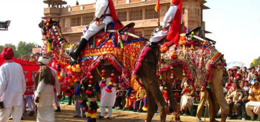 Pushkar Camel Fair Rajasthan