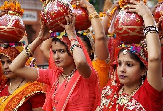 Festival of Teej
