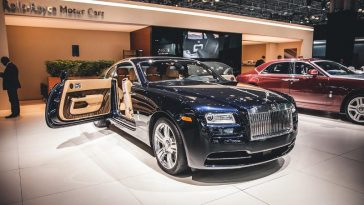 Top Luxurious Car in the world