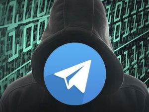 هک شدن تلگرام