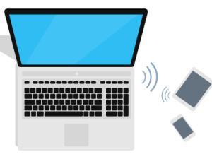 تبدیل کامپیوتر به هات اسپات مودم برای اشتراک اینترنت