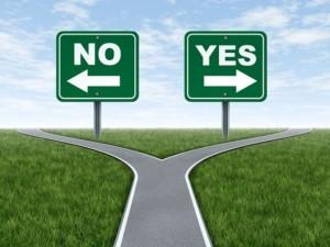 تردید تصمیم موفقیت