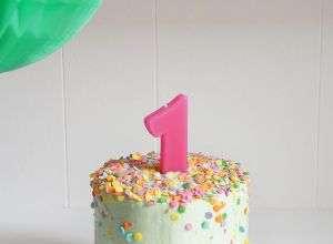 جشن تولد یکسالگی