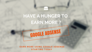 Have a hunger to earn more