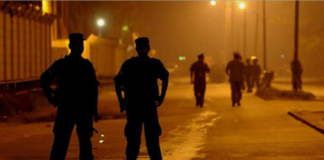 Night curfew CN