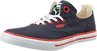 Puma Unisex Limnos CAT 3 DP Canvas Sneakers
