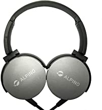 Alpino Uptown Headset Headphone Over The Ear