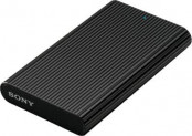 Sony 480 GB Wired External Solid State Drive (Black, Mobile Backup Enabled)
