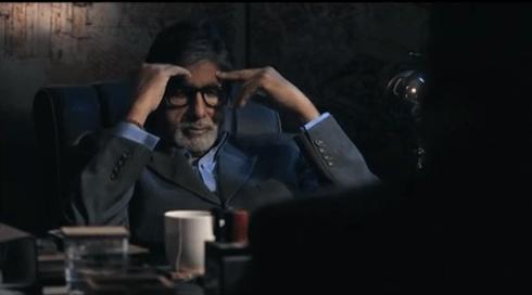 Amitabh Bachchan In Yudh