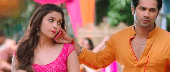 Varun and Alia In Humpty Sharma Ki Dulhaniya