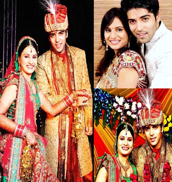 Television Actors Marriage Photos - In Pics