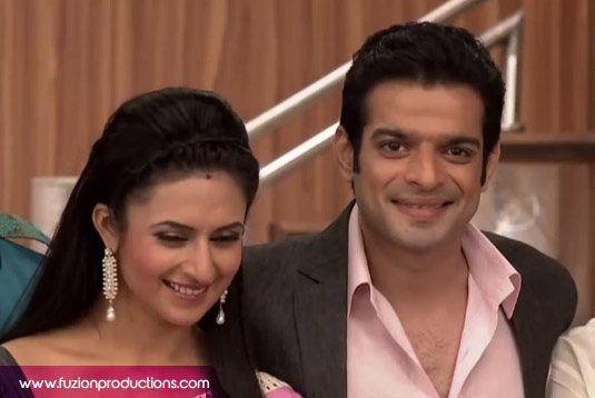 Raman and Ishita in Ye Hai Mohabbatein
