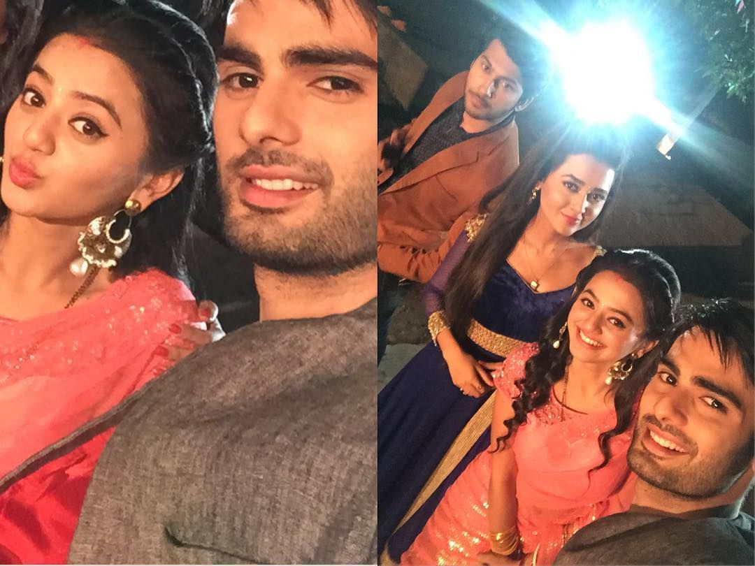 helly shah and namish taneja relationship help