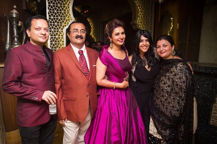 Ekta kapoor wedding