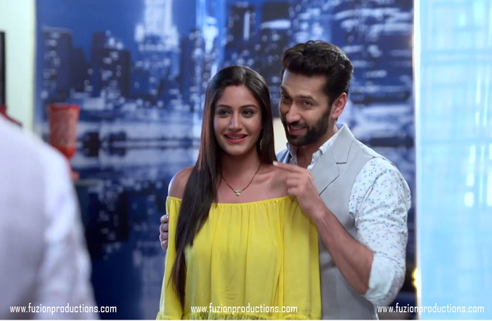 Shivaay And Anika From Ishqbaaz